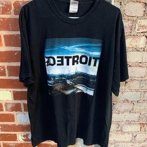 Vintage Eminem Detroit tee shirt